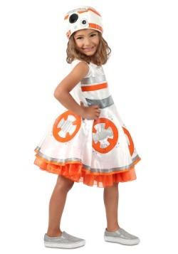Star Wars BB-8 Girl's Costume