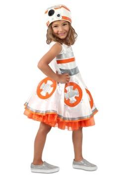 Star Wars BB-8 Girl's Costume