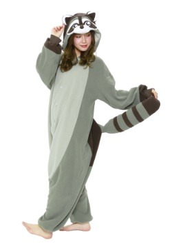 Raccoon Kigurumi