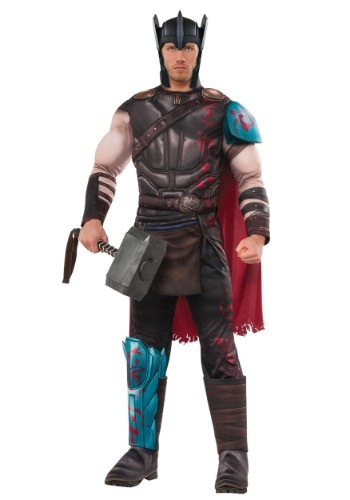 Adult Deluxe Gladiator Thor Costume