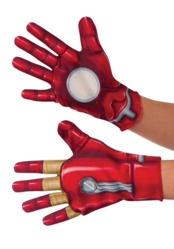 Iron Man Child Gloves