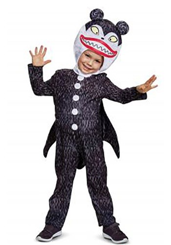 Toddler Nightmare Before Christmas Scary Teddy Costume