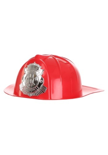 Click Here to buy Deluxe Firemans Red Helmet from HalloweenCostumes, CDN Funds