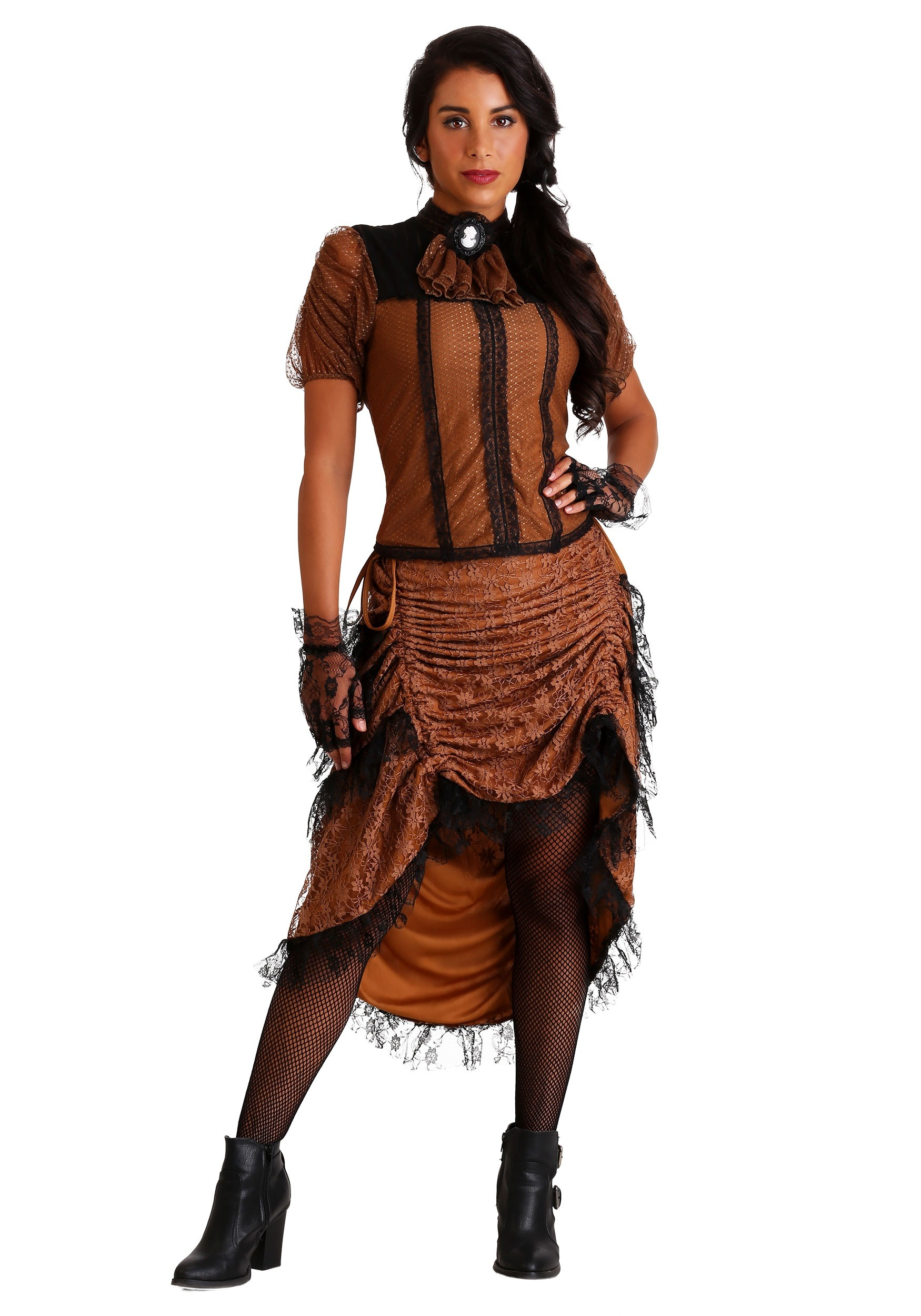 Last Dance Saloon Girl Costume