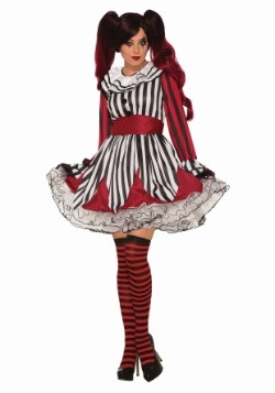 Miss Mischief the Clown Costume Update1