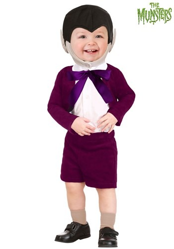 Eddie Infant Costume The Munsters
