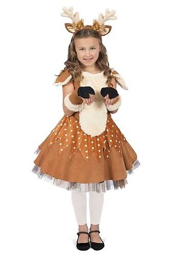 Girls Doe the Deer Costume Update 1