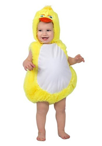Click Here to buy Plucky Ducky Toddler Costume from HalloweenCostumes, CDN Funds