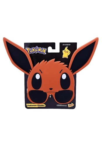 Pokemon Adult Eevee Sunstaches