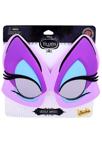 Disney Villains Ursula Sunstaches