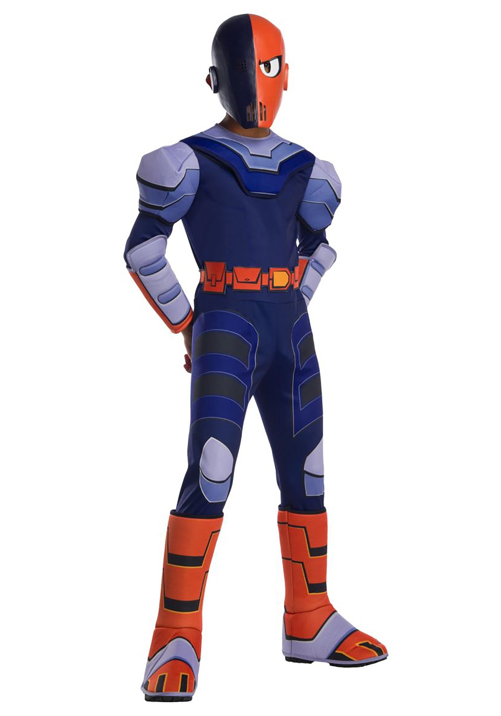 Slade Teen Titans Child Costume-9187