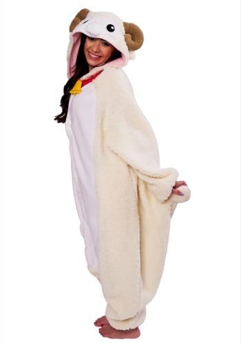 Click Here to buy Sheep Adult Kigurumi from HalloweenCostumes, CDN Funds