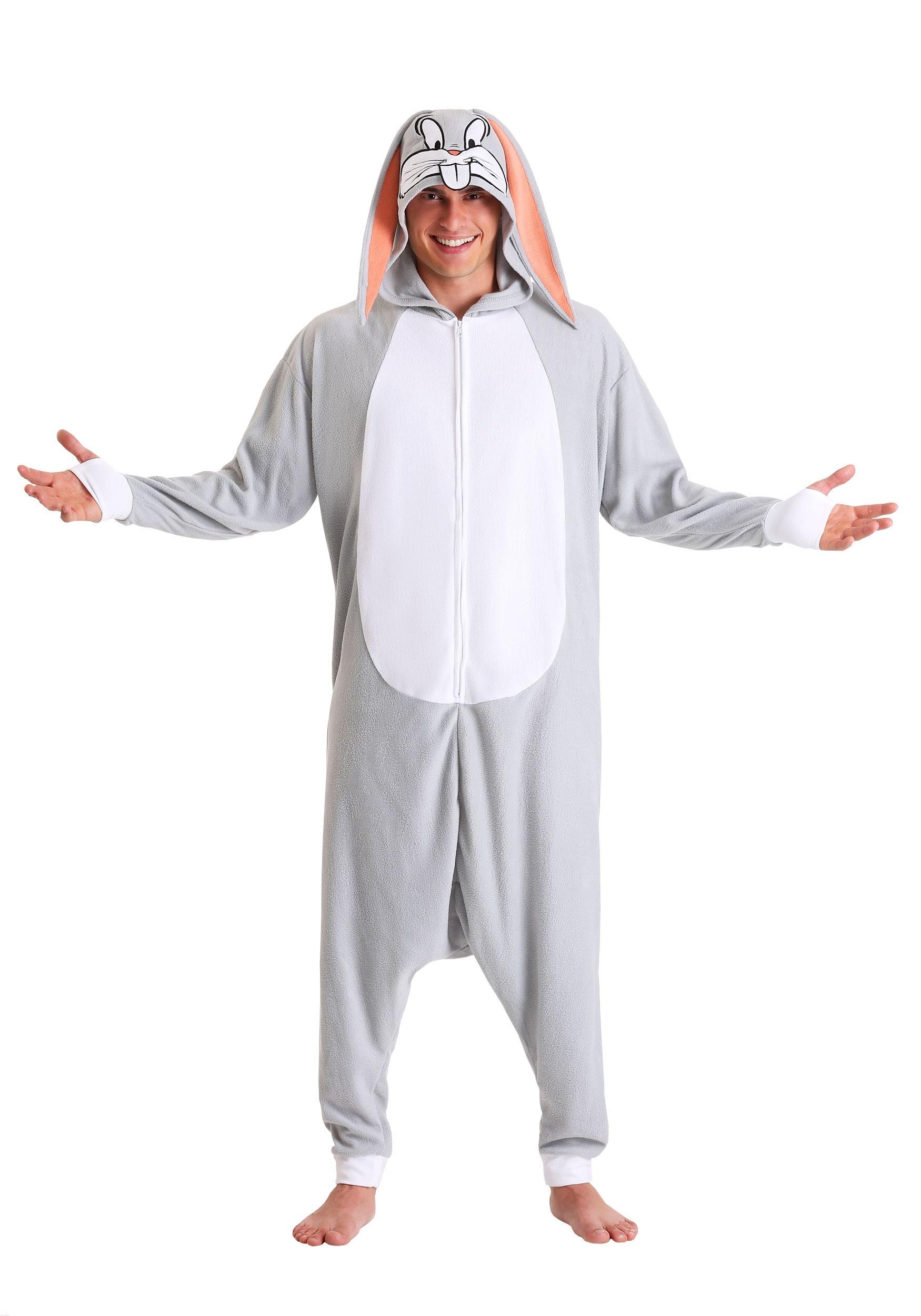 Bugs Bunny Kigurumi Pajamas 78a76baac518a