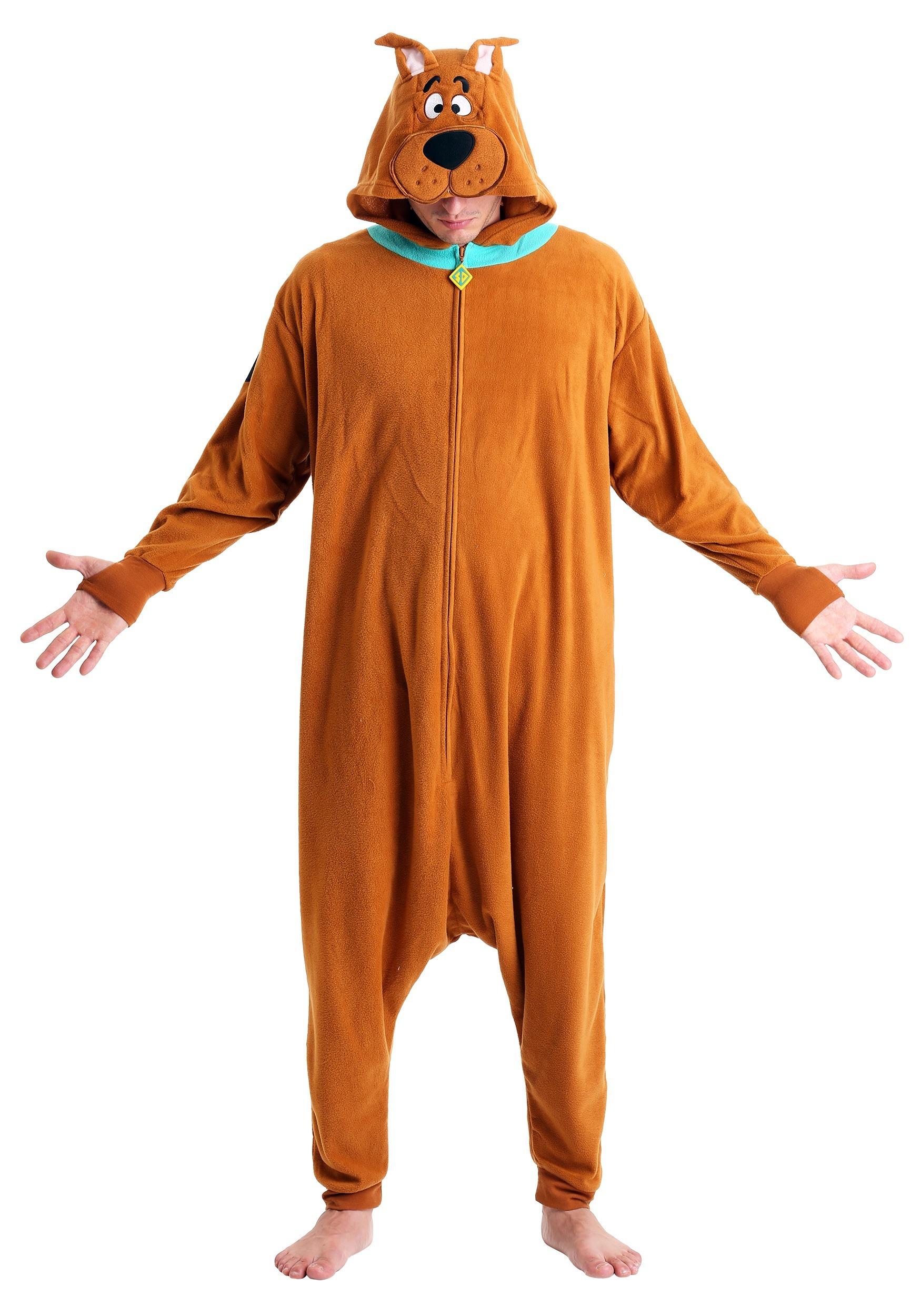 72dd67326 Scooby Doo Kigurumi Pajama