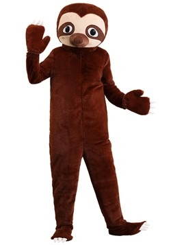 Plus Size Cozy Sloth Adults Costume