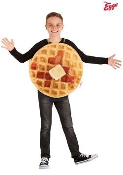 Kids Eggo Waffle Costume