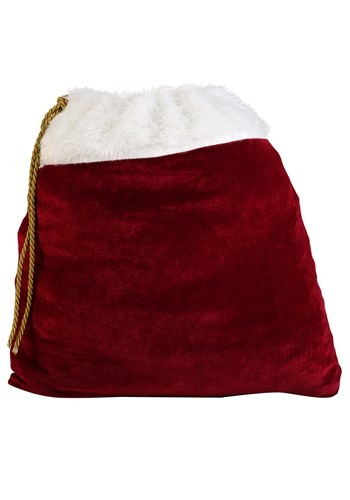 Santas Red Toy Sack