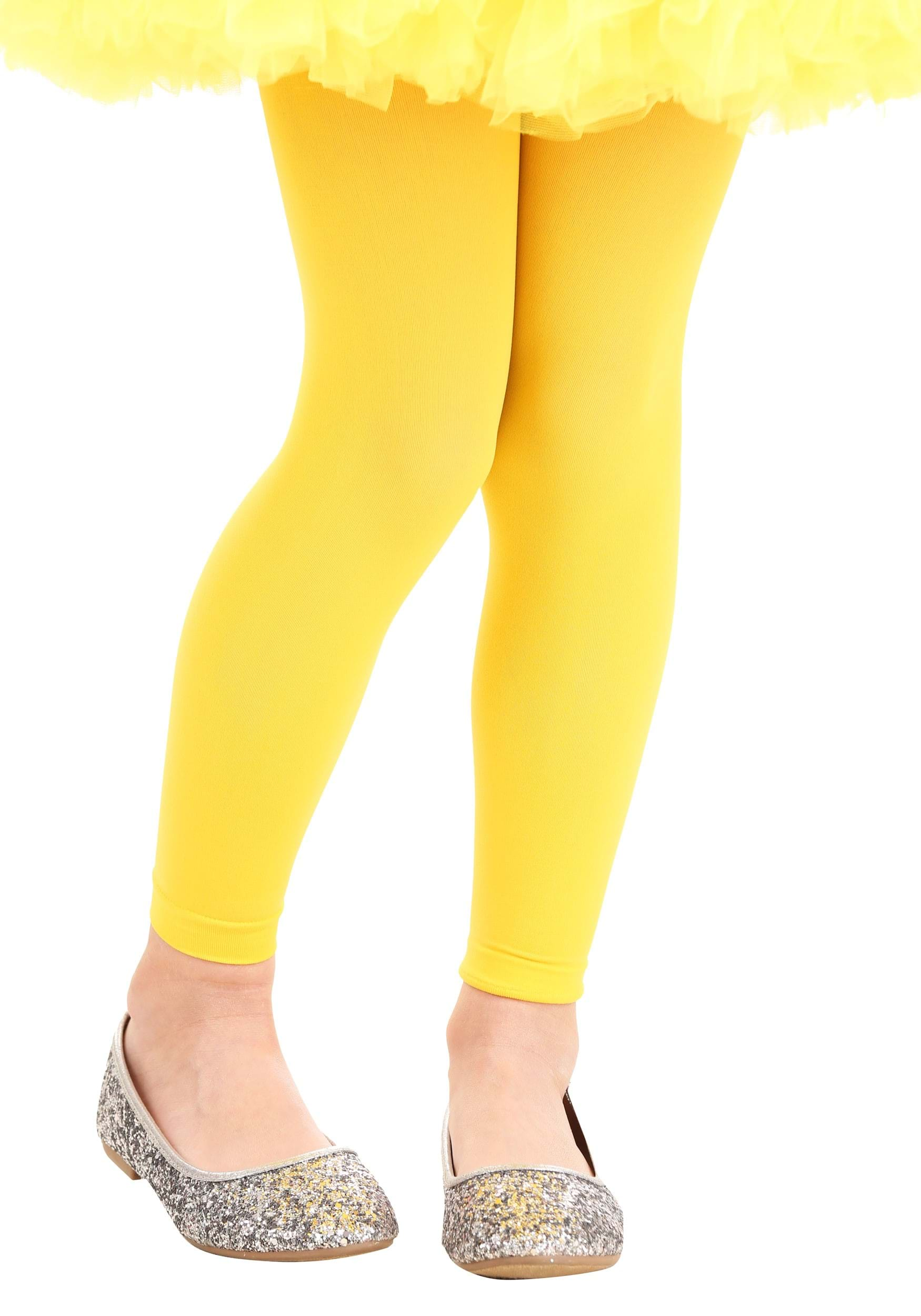 Girls_Yellow_Tights