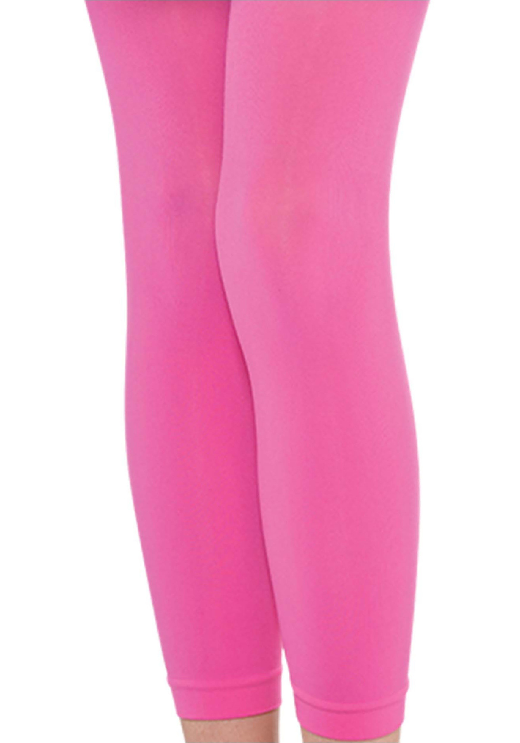 Pink_Child_Footless_Tights