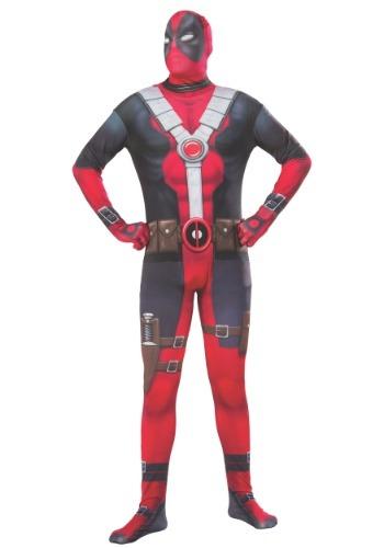 Deadpool 2nd Skin Men's Costume