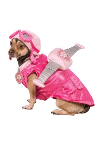 Paw Patrol Skye Pet Costume