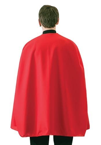 Adult Red Superhero Cape