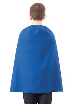 Childs Blue Superhero Cape
