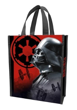 Star Wars Recycled Shopper Tote Darth Vader Treat Bag