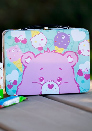 Care Bears Large Lunch Box Tin Tote1