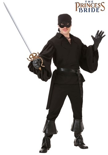The Princess Bride Authentic Westley Adult Costume1