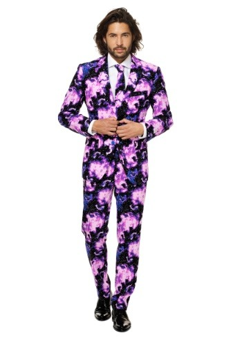 Mens Opposuits Galaxy Guy Suit Costume