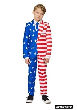 Boys USA Flag Suitmeister Suit Costume update1