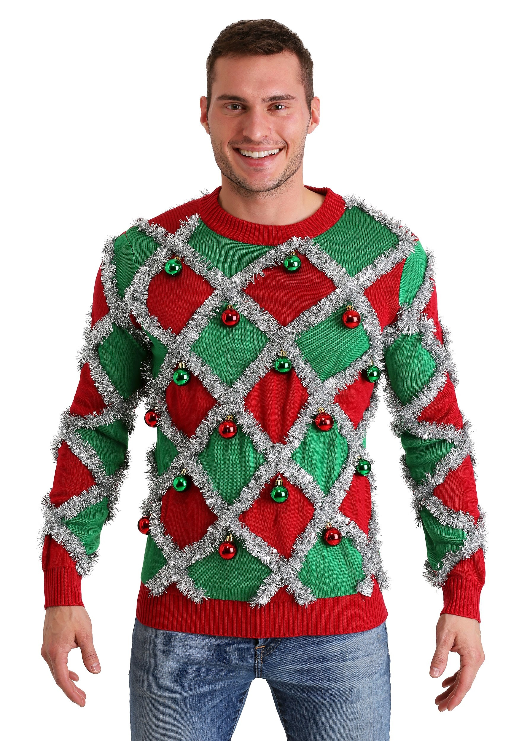 ugly christmas sweaters - photo #9