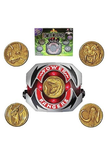 Click Here to buy Mighty Morphin Power Rangers Morpher: Legacy Edition from HalloweenCostumes, CDN Funds