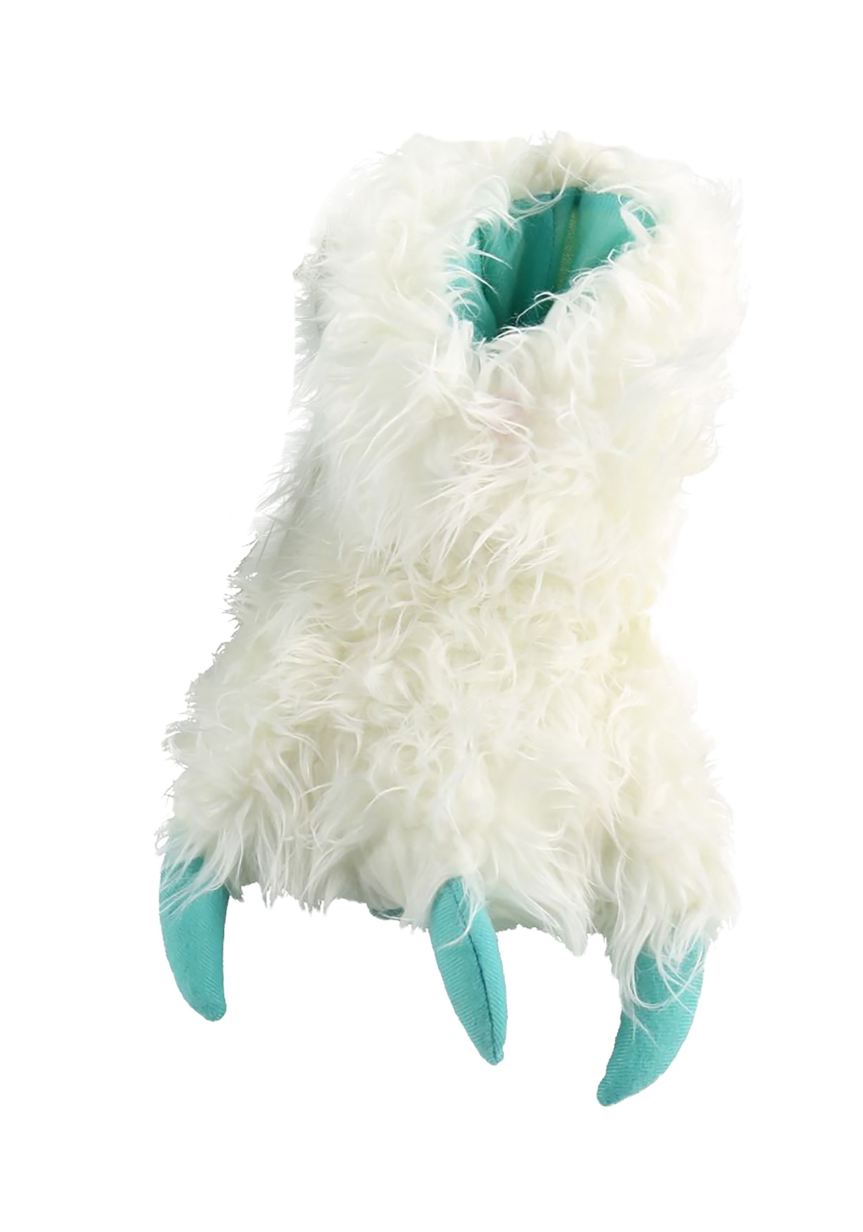 Yeti Paw Child Slippers