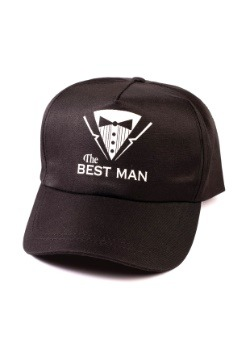 Best Man Bachelor Baseball Hat