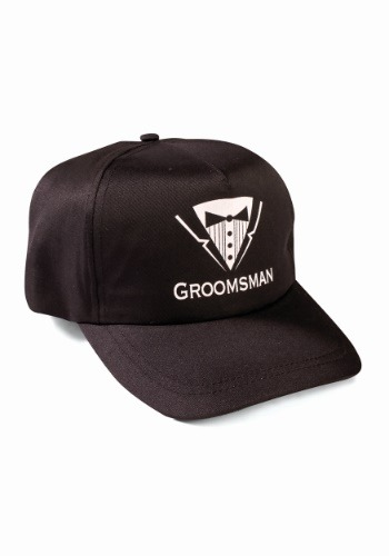 Groomsman Bachelor Baseball Hat