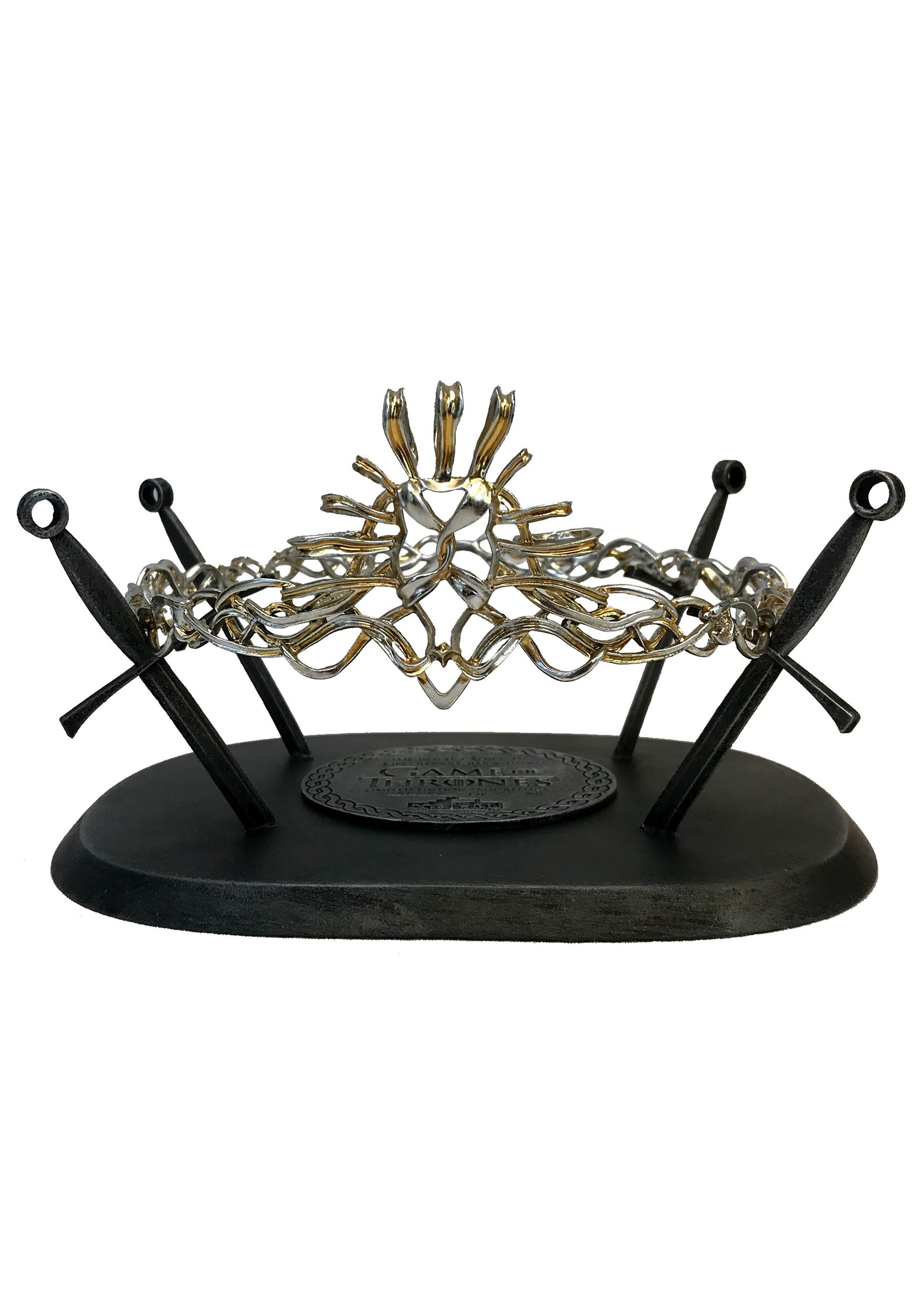 Game Of Thrones Limited Edition Queen Cersei Crown Replica