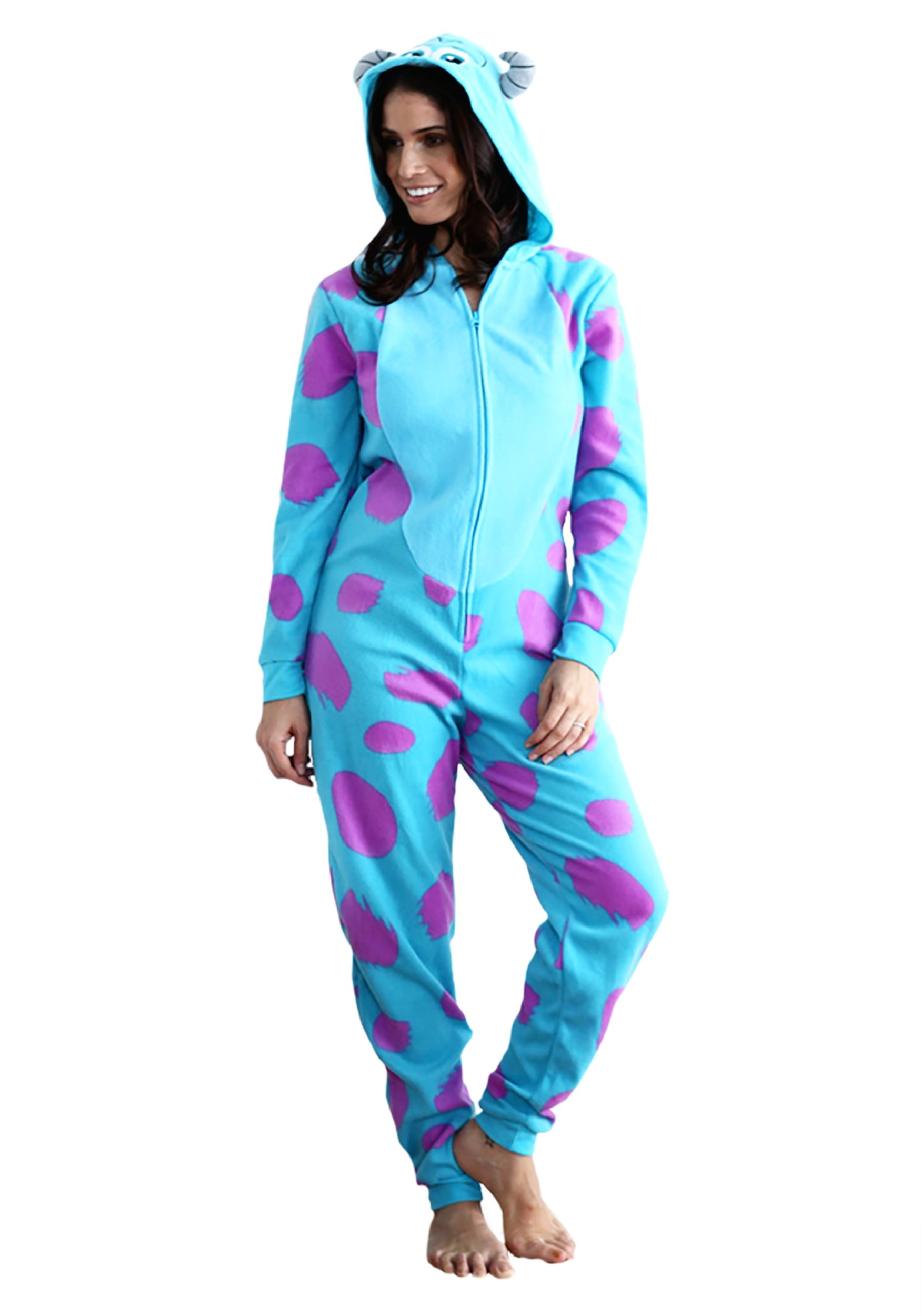 50372583ff3b Sulley Pajama Costume for Women