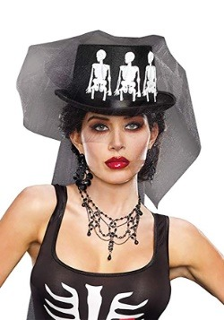 Ms. Bones Adult Hat