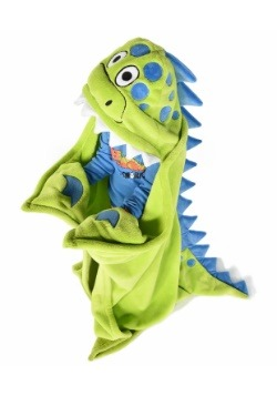 Dinosaur Critter Kids Blanket by Lazy One