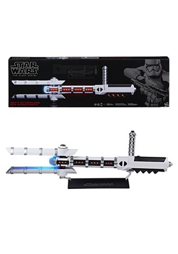 Star Wars The Black Series Force FX Z6 Riot Control Baton Up
