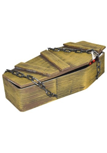 Click Here to buy Animated Coffin Decoration from HalloweenCostumes, CDN Funds