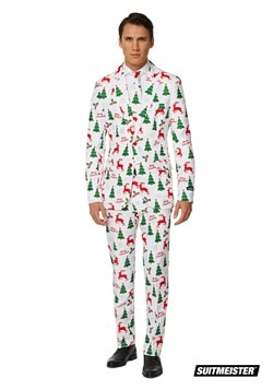Mens Merry Christmas Suitmeister