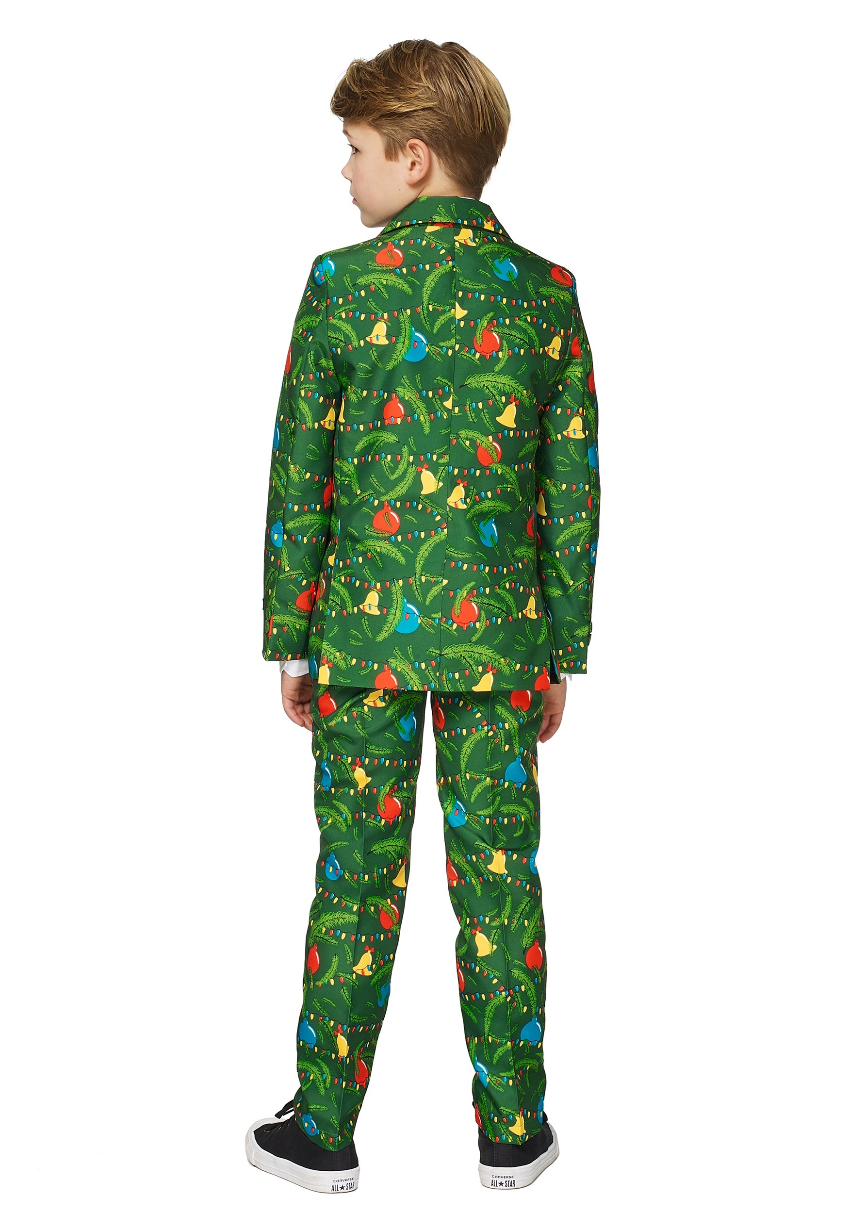 boys green christmas tree suitmiester boys green christmas tree suitmiester