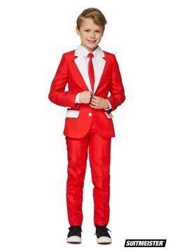 Boys Santa Suitmiester