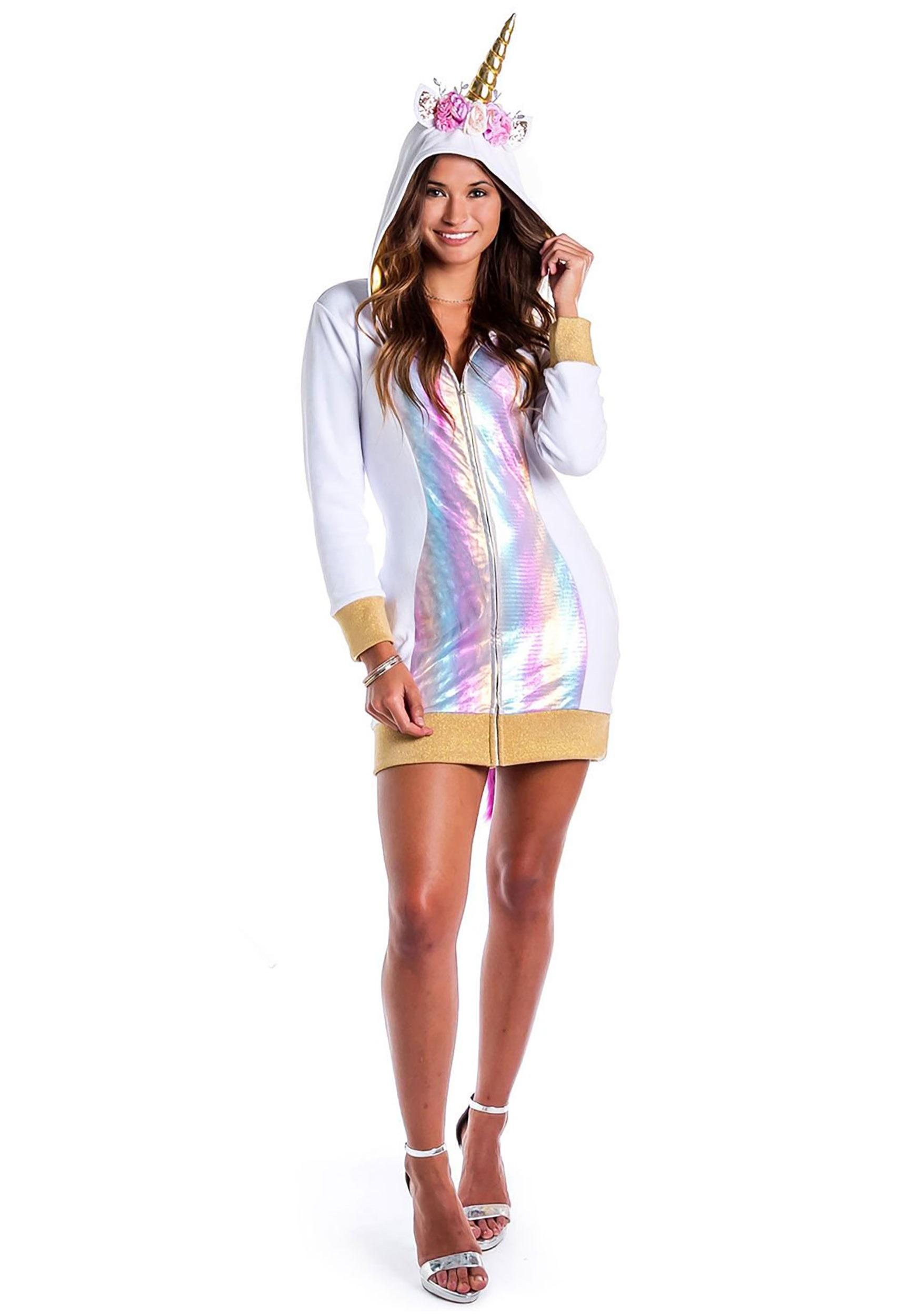 c86af3e3ca Women s Tipsy Elves Comfy Unicorn Dress
