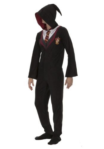 Gryffindor Adult Union Suit Harry Potter