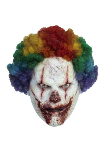 Click Here to buy CLOWN: Clown Mask from HalloweenCostumes, CDN Funds