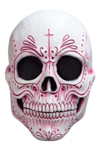 Mexican Catrina Mask Update1